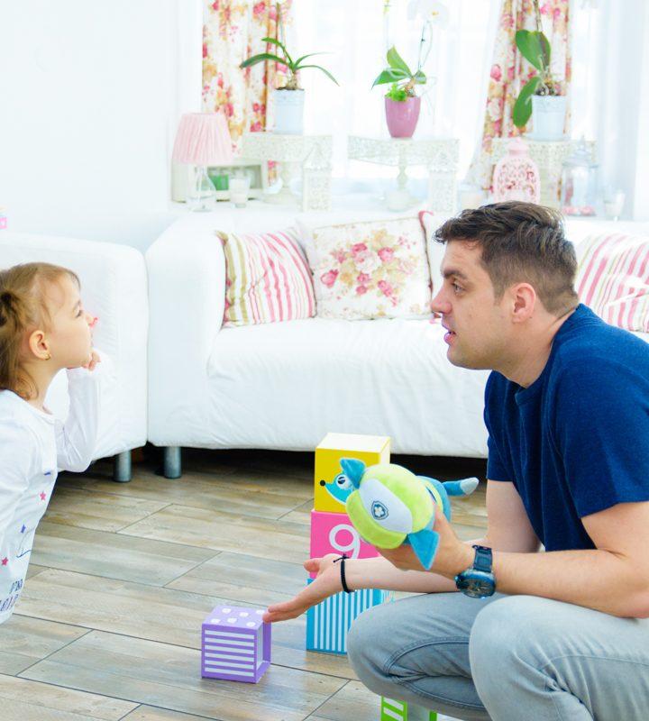 Cum să cresc un copil încrezător? (I)