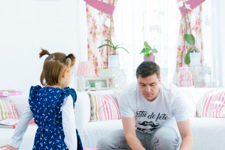 Implicarea taților în satisfacerea nevoii de atenție, apreciere și validare a copiilor