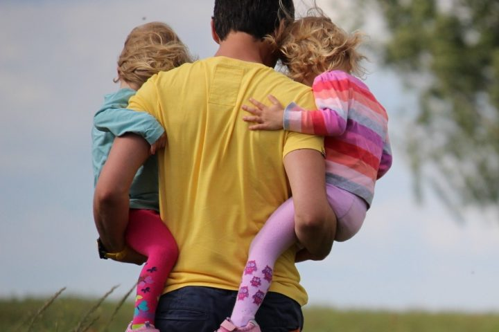 Gânduri de tată activ la sfârșit de an