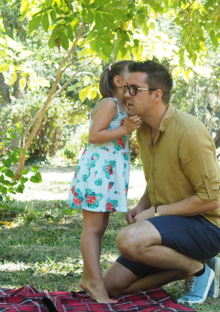 Cum să fii un tată mai bun în 7 pași