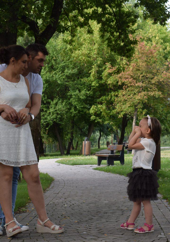 Gelozia față de unul dintre părinți – cum o putem gestiona?