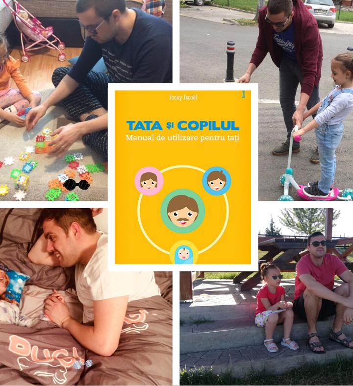 Tata și copilul: conexiune, emoții și realități