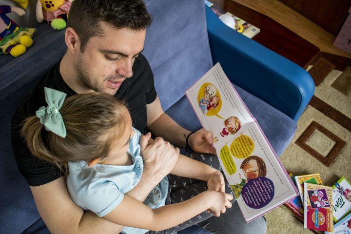 Lectura – 3 motive pentru a o integra în relația cu copilul tău